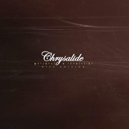 Chrysalide - Personal Revolution CD Digipak