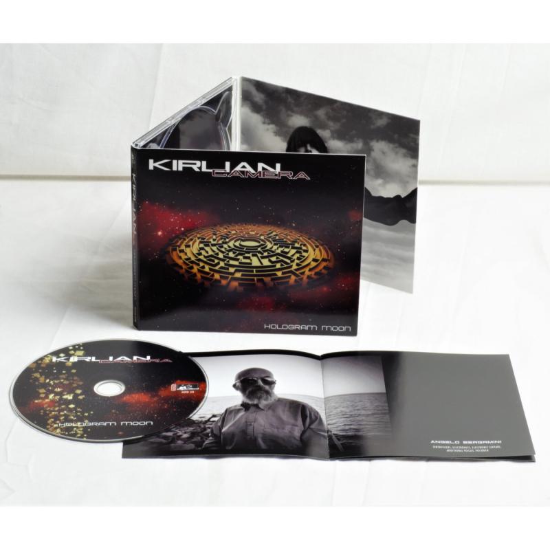 Kirlian Camera - Hologram Moon CD Digipak