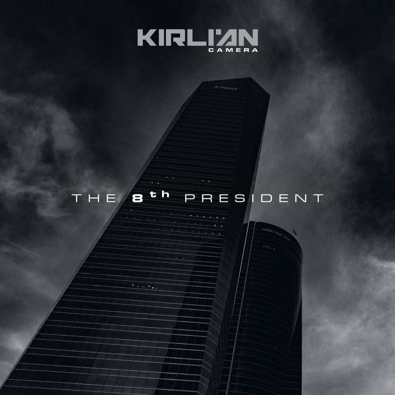 Kirlian Camera - The 8th President Vinyl LP  |  Black