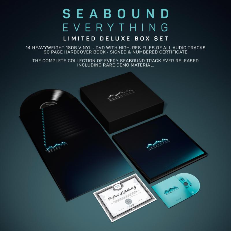 Seabound - Everything Vinyl Box     black