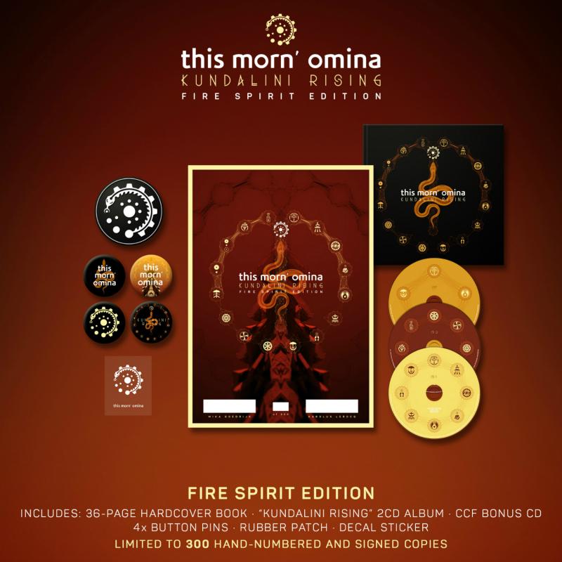 This Morn' Omina - Kundalini Rising Box