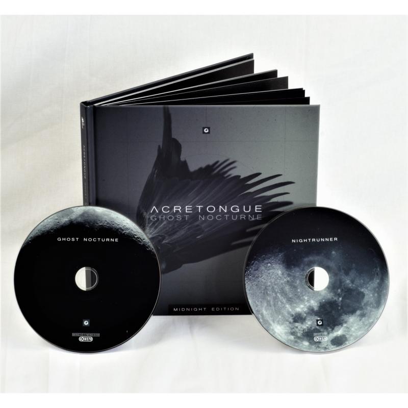 Acretongue - Ghost Nocturne Book 2-CD