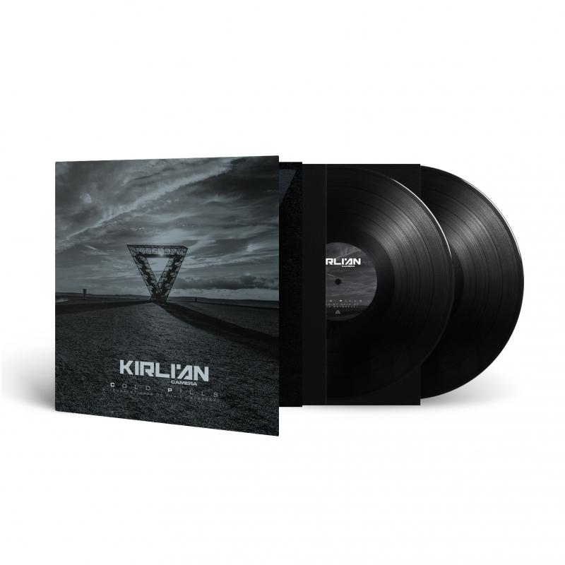 Kirlian Camera - Cold Pills (Scarlet Gate of Toxic Daybreak) Vinyl 2-LP Gatefold  |  Black