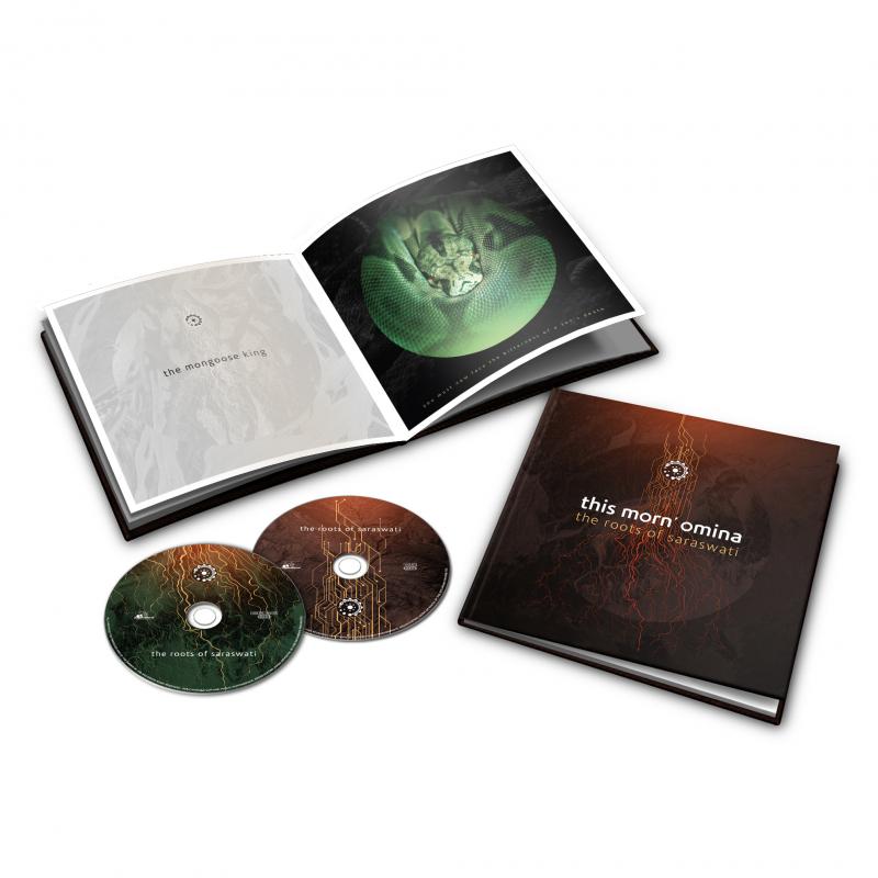 This Morn' Omina - The Roots Of Saraswati Book 2-CD