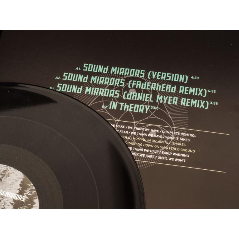 """Covenant - Sound Mirrors Vinyl 12"""" EP"""