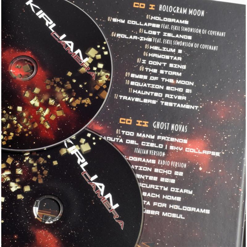 Kirlian Camera - Hologram Moon Book 2-CD