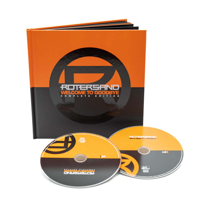 Rotersand - Welcome To Goodbye Book 2-CD
