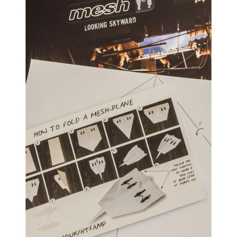 Mesh - Looking Skyward Book 2-CD