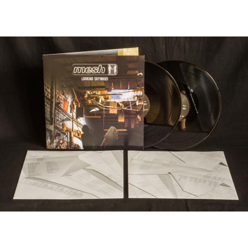 Mesh - Looking Skyward Vinyl 2-LP Gatefold  |  black