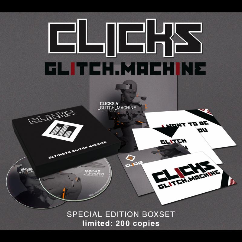 Clicks - Glitch Machine Box