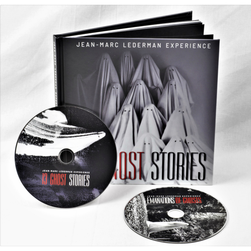 Jean-Marc Lederman Experience - 13 Ghost Stories Book 2-CD