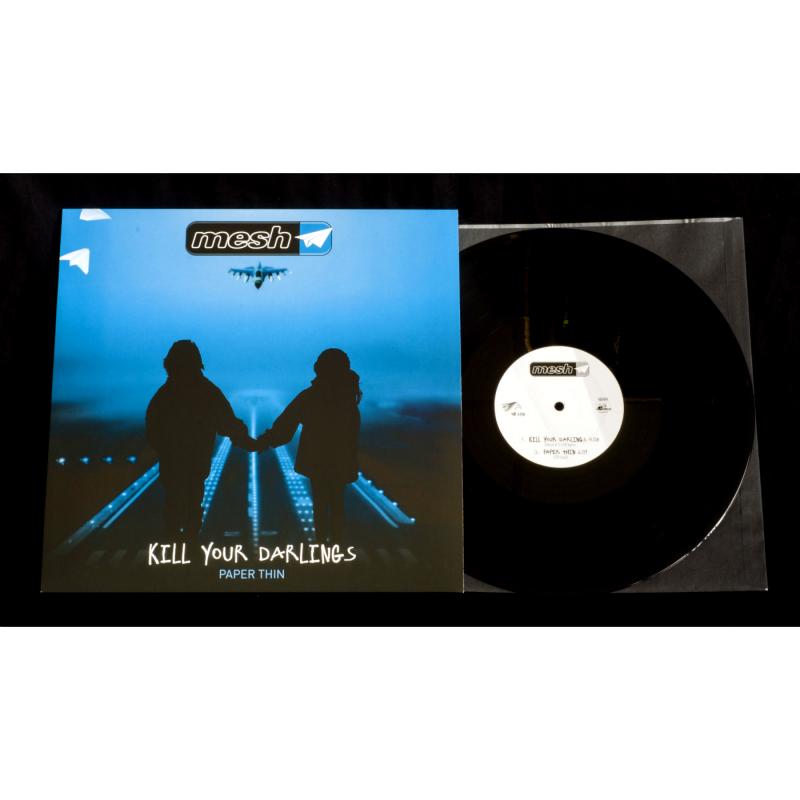 "Mesh - Kill Your Darlings Vinyl 12"" EP  |  black"
