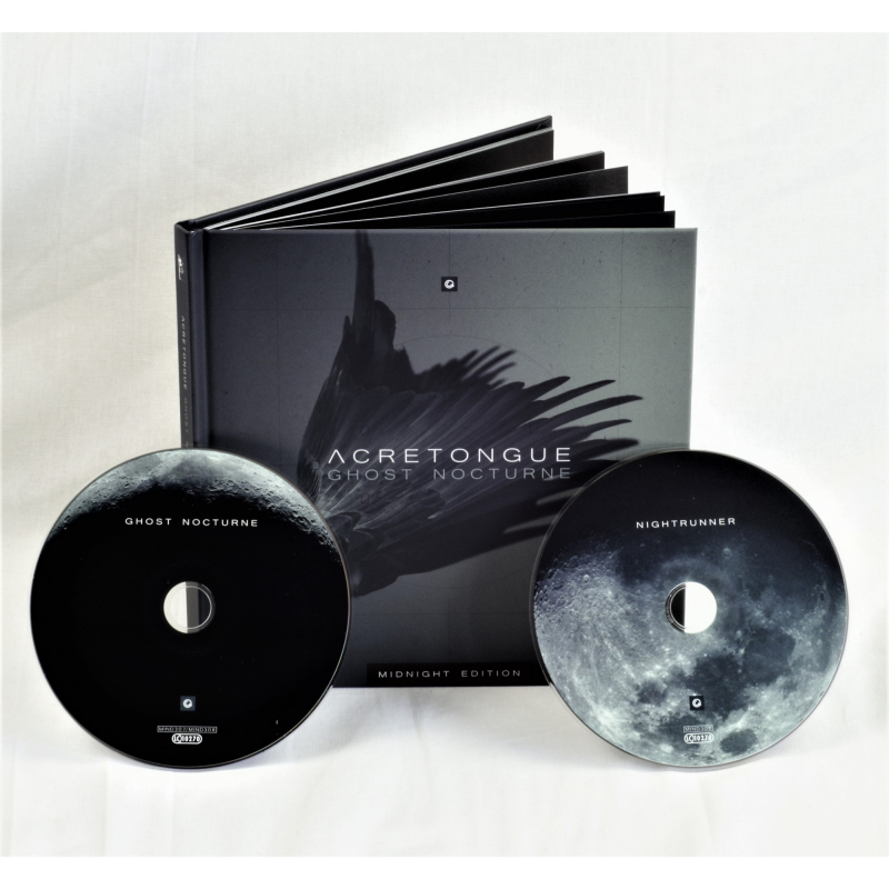 Acretongue - Ghost Nocturne Book 2-CD