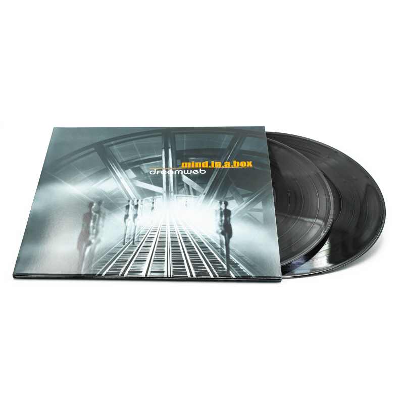mind.in.a.box - Dreamweb Vinyl 2-LP Gatefold  |  Black