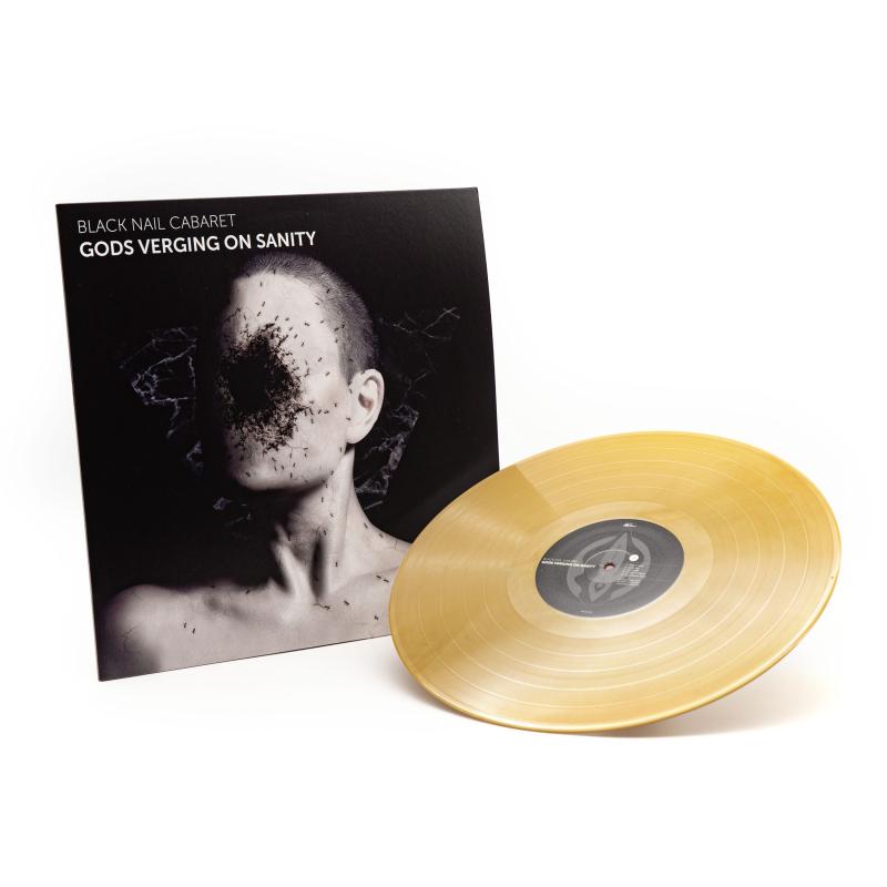 Black Nail Cabaret - Gods Verging On Sanity Vinyl LP  |  Gold
