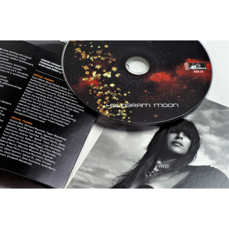 Kirlian Camera - Hologram Moon CD Digipak