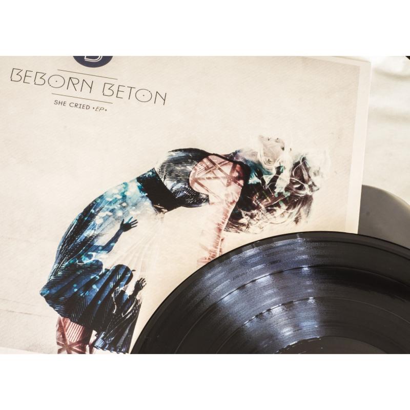 Beborn Beton - She Cried CD Digipak