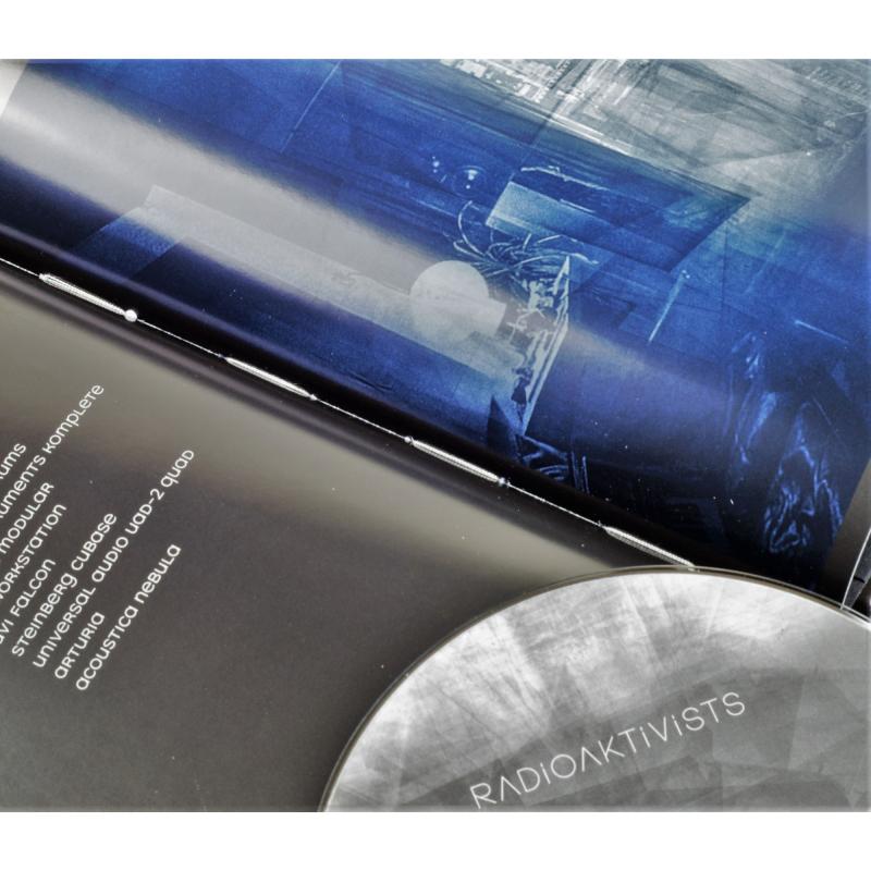 Radioaktivists - Radioakt One Book 2-CD